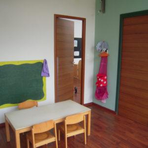La salle d'activités manuelles
