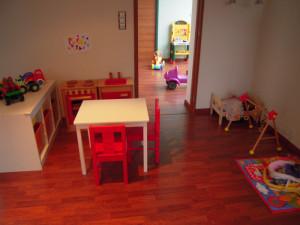 Micro crèche Lanvallay Marmaille et Patalo multi accueil accueil d'urgence pédagogie alternative montessori